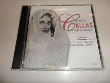 CD  Maria Callas. Arien aus La Traviata, Macbeth, La Gioconda, Lakme