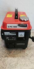 Matrix D-PG 1000 Inverter Stromerzeuger Generator Notstrom Aggregat