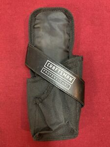 Craftsman | Protessional | Canvas Tool Pouch | Clips To Belt
