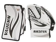 New Vaughn 7190 Junior hockey goalie blocker glove set catcher ice goaltender