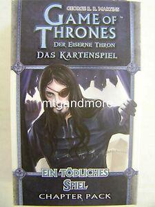 A Game of Thrones LCG - Ein tödliches Spiel #021-#040 - Karte aussuchen
