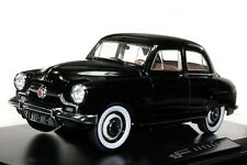 1953 SIMCA 9 ARONDE DIE CAST MODEL BLACK 1/18 NOREV 185740 NEW