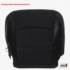 2009 2010 Dodge Ram Sport Passenger Bottom Dark Gray Cloth/Leather Seat Cover
