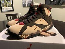 Nike Air Jordan 7 Retro Patta Size 12 New AT3375 300