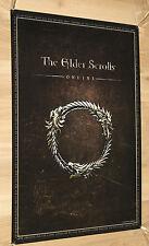 The Elder Scrolls Online promo rare Promo Poster 60x42cm