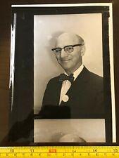 Tabloid Paper Original Press Photo 1976 Ken Davies St Albans Councillor