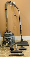 Princess 3 Canister Vacuum Cleaner W/Attachments