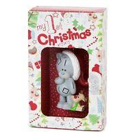 Me to You My 1st Christmas Tree Decoration - Tiny Tatty Teddy Bear