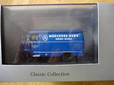 Mercedes Benz L 319 commercialisée en Concession Mercedes