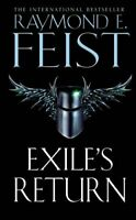Exile's Return (Conclave of Shadows) By Raymond E. Feist. 9780006483595