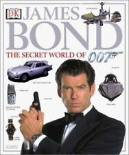 James Bond: the secret world of 007 by Alastair Dougall (Hardback)