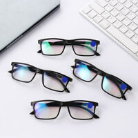 Multifocal Lens Presbyopia Eyeglasses Reading Glasses Anti-blue Light