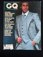 SEPTEMBER 1976 Vintage GQ Magazine - ALBERT WATSON! Mens Quarterly