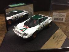 Vitesse 1/43 AV081A Lancia Stratos Alitalia Munari Winner Rally Montecarlo 1975