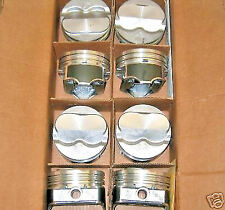 Piston And Rings Performance Chev 350 Dome