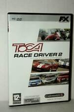 TOCA RACE DRIVER 2 GIOCO USATO OTTIMO STATO PC DVD VERSIONE ITALIANA GD1 47541