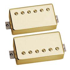 Tonerider Alnico II Classic Vintage Humbucker set gold AC2 neck & bridge NEW