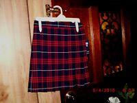 NEW FRENCH TOAST Girls Pleated Skirt Navy//KHAKI # AZ10 School Uniform