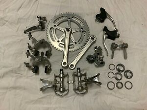 Campagnolo Gran Sport Vintage Mini Groupset - From around 1980