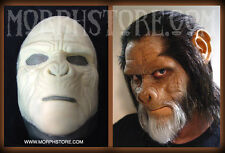 Halloween/ Foam latex/Chimp/Face/Brows/Mask lot.