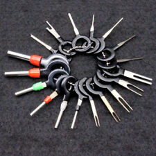 18*Connector Pin Extractor Kit Terminal Removal Tool Car Electrical Wiring Crimp