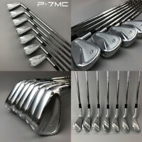 TaylorMade P7MC Irons 4-PW Steel KBS Tour 120 Stiff - NEW! 2020