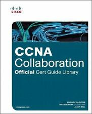 CCNA Collaboration Official Cert Guide Library (Exams CICD (UK IMPORT)  BOOK NEW