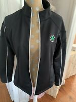 UNDER ARMOUR STORM WOMENS GOLF WEAR BLACK JACKET SIZE MEDIUM