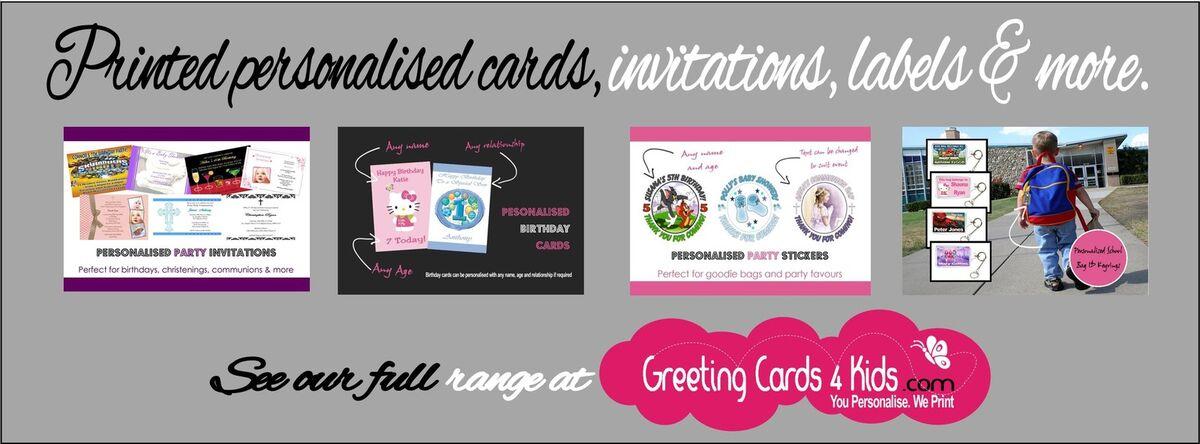 Greeting Cards 4 Kids