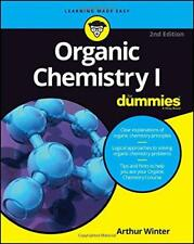 Organic Chemistry I For Dummies (for dummies (Math & Science)) by Winter, Arthur