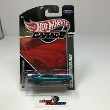 SALE!  '66 Ford Fairlane * Hot Wheels Garage Series * HH35