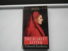 The Scarlet Letter Nathaniel Hawthorne PB Classic Puritanism Hester Prynne