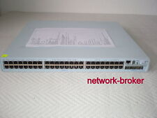 3Com 3CR17572-91 4500 PWR 50-Port Switch PoE mit Funktionsprotokoll