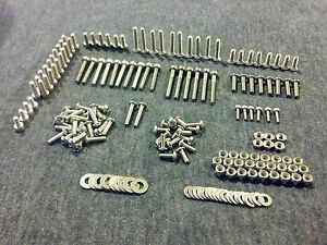 HPI Sprint 2 FLUX RTR Stainless Steel Hex Head Screw Kit 150++ pcs Sport