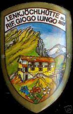 Lenkjochlhutte placchette/scudetti G3523 Mint
