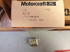 NOS Motorcraft Ford AC Thermostatic Switch YH8 D0AZ19618A D0AA19618A GALAXIE