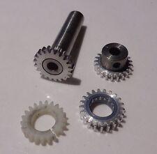 Narco 121/22 VOR Mhz / Khz / OBS gear broken?  I can fix it!