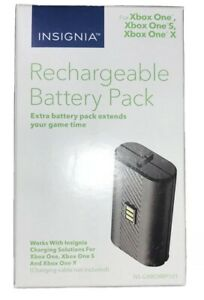 Insignia- Rechargeable Battery Pack for Xbox One