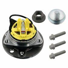 Front Wheel Bearing Kit Inc Wheel Hub Additional Parts Fits Vauxhall Febi 31122