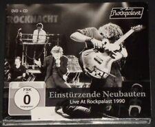 EINSTURZENDE NEUBAUTEN live at rockpalast 1990 GERMANY DVD + CD new sealed