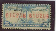 Philippines - Revenue Stamps Scott Used,Fine+ (X7178N)