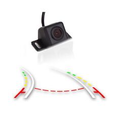 Car Dynamic Trajectory Moving Guide Line Rear View Reverse Backup Camera 05