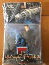figure babylon 5-N° 20020, Ambassador G'Kar, 1997, Warner Bros. Blisterato nuovo