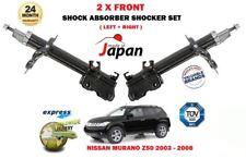 Para Nissan Murano 3.5 2003- > 2X Delantero Izquierdo + Derecho Amortiguador Set