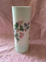 Royal Worcester Spode Palissy Vintage Blackberry Design Vase