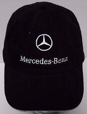 MERCEDES-BENZ KANSAS CITY Luxury Automobile Advertising ADJUSTABLE BLACK HAT CAP