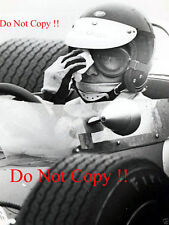 JIM Clark ORO FOGLIA TEAM LOTUS 48 HOCKENHEIM F2 1968 FOTO 3