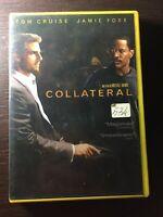 COLLATERAL 2004 - TOM CRUISE JAMIE FOXX MICHAEL MANN DVD OTTIME CONDIZIONI