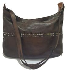 Schöne LEGEND Leder Tasche City Bag Handtasche Schlamm Sac Blogger NP179€