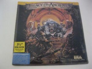 """Legacy of the Ancients new PC game 5.25"""" disks Electronic Arts"""